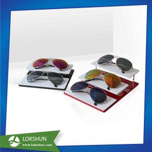 新しい方法デザイン6ペアのサングラスの目ガラスフレームの陳列だな