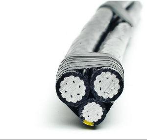Kv 0.6/1X00-d'une isolation en polyéthylène réticulé les câbles de puissance de l'antenne avec conducteur en aluminium