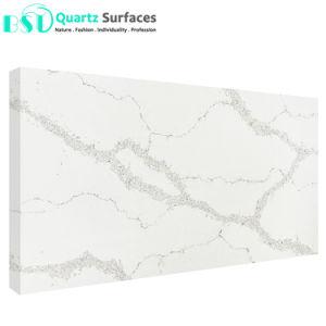 En Stock Producto de la piedra de cuarzo blanco en el tamaño de 3000*1500*20mm