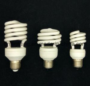 T2 9W 15W 23W 25W lâmpada espiral CFL para lâmpada de poupança de energia