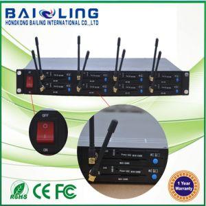 Modem-Pool 8 des G-/Mkommunikationsrechner-RJ45/USB 1u Port-multi SIM Modem des G-/Mmodem-niedrigen Preis-