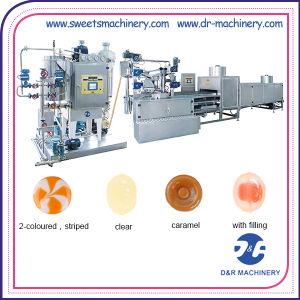 Конфеты делая машину Автоматическая Hard Candy производственная линия
