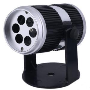 声制御休日のパーティのクリスマスの装飾ライト美しい画像のフィルム映写機ランプ