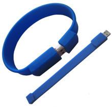 Пользовательские карты памяти USB 2.0 браслет/запястье флэш-накопитель USB