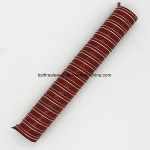 Junta de silicone revestido de borracha do tubo flexível e resistente ao calor