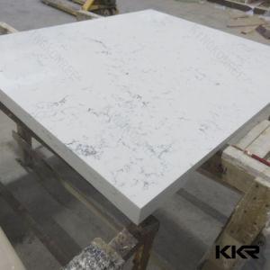 中国の卸売15mmの床のための人工的な水晶石のタイル