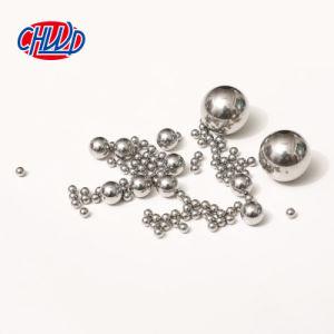 Bille en acier chromé Anti-Abrasive miniature de 1/2 pouce de 12,7 mm en aluminium de la fenêtre de Pièces de moto Accessoires Auto Parts Pièces de voiture les roulements à billes