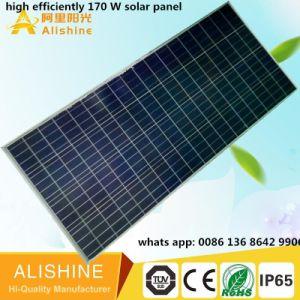 RoHS IP65のセリウムが付いている1つの120のW太陽LEDライトのすべてをつける屋外LED