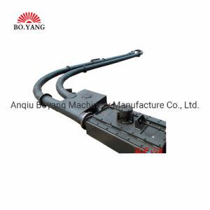 Aço carbono de cimento Alimentar Boyang/transportador de corrente do tubo de aço inoxidável