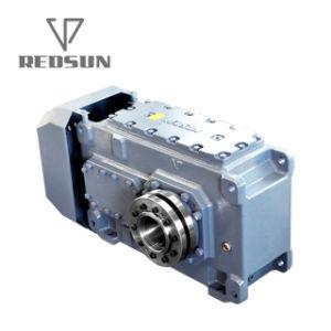 Redsun H industriels de série boîte de vitesses conique hélicoïdal
