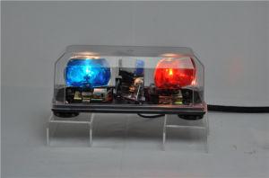 Doppelhalogen, das Emergency MiniLightbar (TBD02451, dreht)