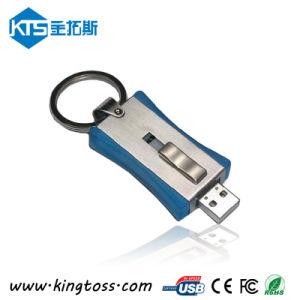 Пластиковый OEM втягивающийся кабель USB Flash (KTS0105)