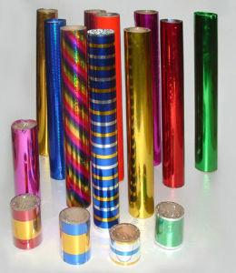 Металлическая пленка PVC