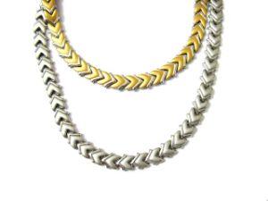 Magnetische Edelstahl-Halskette (SGN704017)