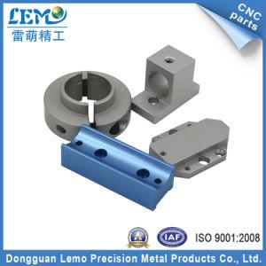 양극 처리하는 표면으로 기계로 가공하는 정밀도 Alu 6082 CNC (LM-0008A)