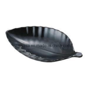 100%mélamine vaisselle- plaque à la mode (QQBKA80)