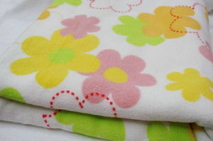 Gedrucktes Coral Fleece Blanket (xdb-020)