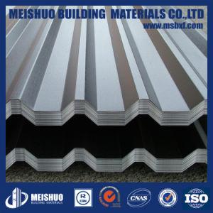 Strati d'acciaio galvanizzati del tetto ricoperti zinco