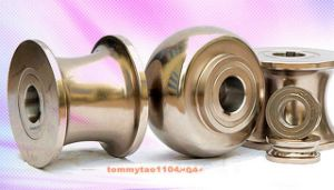 Qualitäts-Stahlgefäß-Tausendstel-Rolle SKD11/D2/Cr12MOV