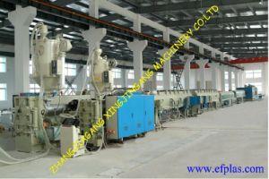 La ligne de production du tuyau de HDPE/Ligne de production de tuyau en PVC/PEHD Extrusion du tuyau de ligne/ligne de production de tuyau en PVC/PVC/PPR tuyau de l'extrudeuse de ligne de production/machine à tuyaux en polyéthylène haute densité