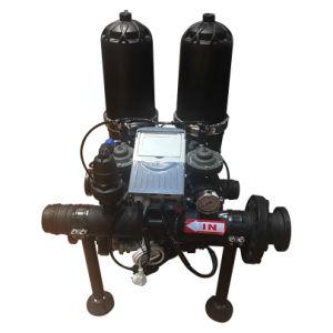 3 自動車の背部洗浄のディスク・フィルタ産業水清浄器