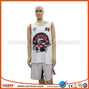 デジタル昇華バスケットボールのユニフォームのスポーツ・ウェア