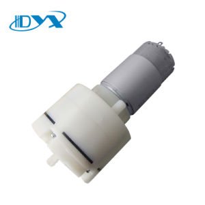 小型空気ポンプDC 12V/24Vのマイクロ空気ポンプ