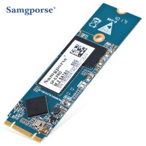 22*80mm M. 2 SSD 2280 60GB Ngff M2 SSD Disco rígido de estado sólido Interno