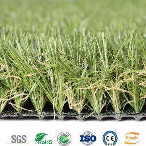 Landschaftsgarten-synthetisches Gras-künstlicher Rasen