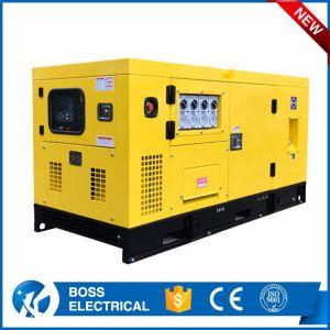 Venta caliente 100kw LR6A3L-D Yto silencioso motor generador diesel