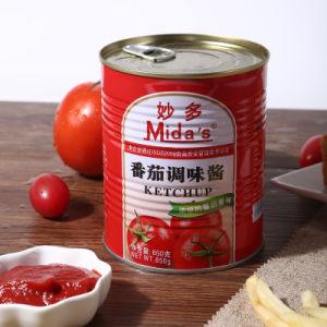 850g conservas de tomate ketchup fácil abrir la salsa de tomate
