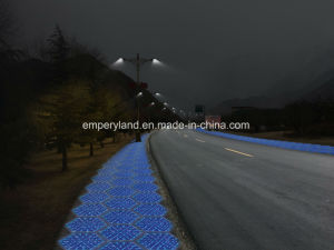 IP68 Ce&RoHS&FCC intelligenter RGB Solar-LED Ziegelstein