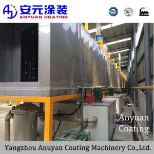 페인트 공장 생산 라인 분말 코팅 선 가격