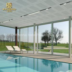 Bom design perfuradas de placa de teto de alumínio (KH-MC-P11)