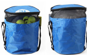 Sport multifonction transporter ballon de soccer de Badminton balle de tennis sac de l'organiseur