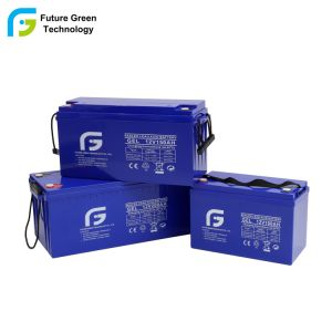 12V 80Ah y alta capacidad mejor batería de gel AGM