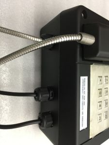 Система Iecex Exproof телефон в опасную зону Взрывозащищенный телефон