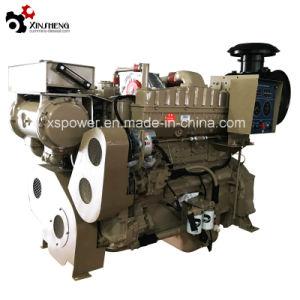 Nta855Dm (240kw/1500rpm) Ccec Cumminsの海洋の発電機エンジン