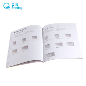 安くカスタマイズされたオフセット印刷の小冊子