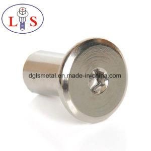 L'écrou rivet de haute qualité et insérer l'écrou hexagonal