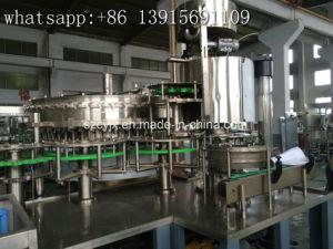 12000bph 200mlへの2000mlのための自動天然水満ちる装置