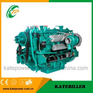 671HP 500kw 12 de Dieselmotor van de Cilinder Kt25g748tld