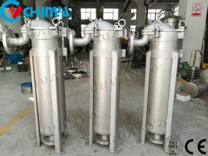 De industriële Huisvesting van de Filter van de Zak van de Ingang van de Filters van het Water Hoogste