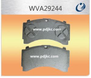 Литой детали тормозных колодок Wva29244