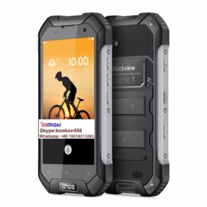 Blackview BV6000s Smartphone 4.7 4G Celulares impermeables Movil Smart Phone