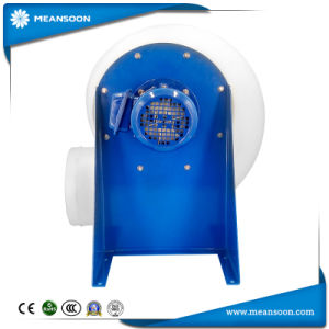10 duim 250 Plastic CentrifugaalVentilator voor Corrosieve Chemische Rook