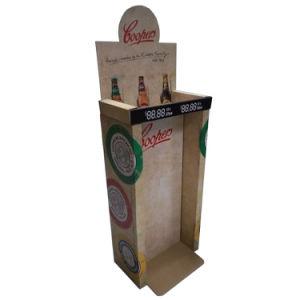 Diseño personalizado de gran tamaño de pantalla de verificación de cartón ondulado con su logo