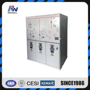 unità principale isolata gas dell'anello di 40.5kv/1250A Sf6