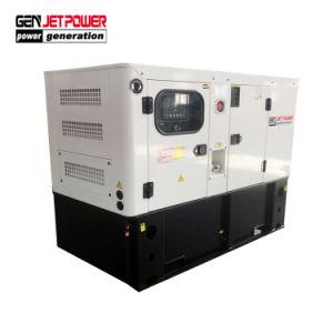 Портативный 30 Ква 24квт дизельный генератор детали