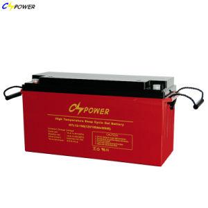 12V Batterij van het 150ah de ZonneGel